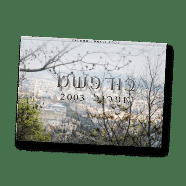 אלבום בודפשט 2003