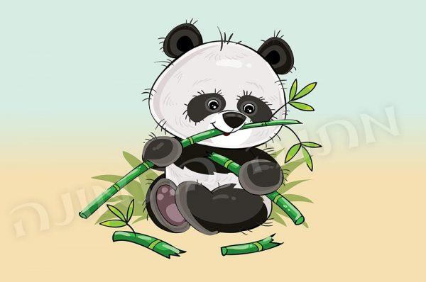 פנדה אוכל במבוק